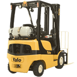 yale forklift featured product image