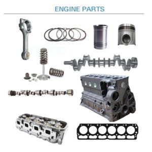 Parts for Volvo D12 Series