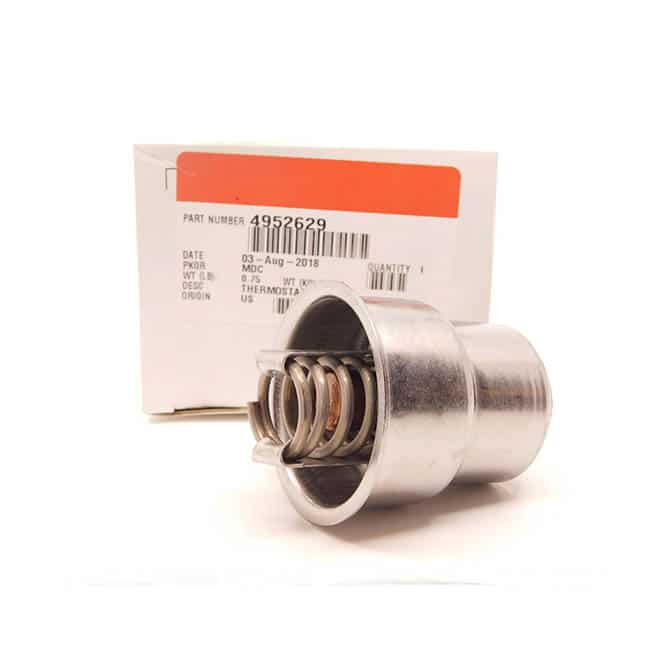 Oil Cooler Thermostat For Cummins Isx    Qsx Engine