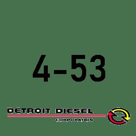 Detroit Diesel DT 53 Series Valve Overhaul Kits New 2 Valve Single Cylinder KIT