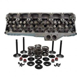 Cylinder Head & Parts