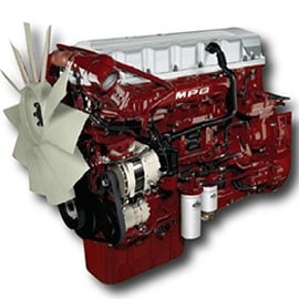 MP8 Engine Series